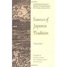 Sources of Chinese Tradition vol. I
